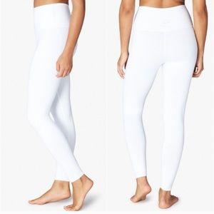 Alo Yoga High Waisted Airbrush Leggings All White